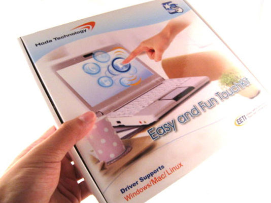 Solderless Touch Screen Kit Now Available for Acer Aspire One